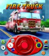 Fire Truck Steering Wheel Sound Book - Publications International Ltd.