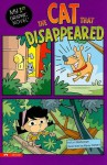 The Cat That Disappeared (My First Graphic Novel) - Lori Mortensen, Remy Simard