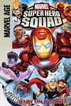 Marvel Super Hero Squad: Baby on Board - Todd Dezago, Leonel Castellani