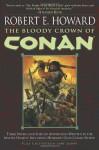 The Bloody Crown of Conan (Audio) - Robert E. Howard, Todd McLaren