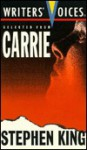 Selected from Carrie (Writers' Voices Series) - Literacy Volunteers of New York City Staff, George Ochoa, Stephen King