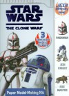 Paper Model-Making Kit (Star Wars: The Clone Wars) - Rob Valois