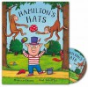 Hamilton's Hats Book and CD Pack - Martine Oborne, Axel Scheffler, Michael Maloney