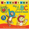 My Abc Board Book (Letterland Picture Books) - Lyn Wendon