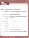 Closing The Gap Between Financial Reporting And Reality - Thomas R. Robinson