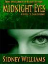 Midnight Eyes - Sidney Williams