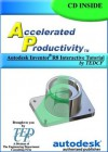 Accelerated Productivity R8: Autodesk Inventor Release 8 Interactive Tutorial by TEDCF - David Melvin