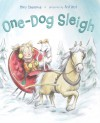 One-Dog Sleigh - Mary Casanova, Ard Hoyt