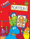 I Want to Draw Monsters - Simon Abbott