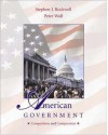 American Government: Competition & Compromise W/ Powerweb; MP - Stephen J. Rockwell, Peter Woll