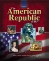The American Republic to 1877 - Joyce Appleby