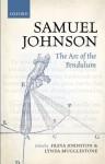 Samuel Johnson: The Arc of the Pendulum - Freya Johnston, Lynda Mugglestone