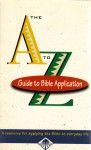 A to Z: Guide to Bible Application - Billy Graham