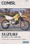 Clymer Suzuki Dr Z400 E, S & Sm 2000 2008 (Clymer Motorcycle Repair) - Jay Bogart, Steve Thomas, Steve Grooms, Jon Engelman, Mitzi McCarthy