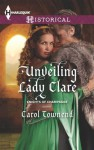 Unveiling Lady Clare - Carol Townend