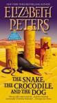 The Snake, the Crocodile, and the Dog - Elizabeth Peters