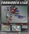 Forbidden Lego: Build the Models Your Parents Warned You Against! - Ulrik Pilegaard, Mike Dooley