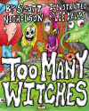 Too Many Witches - Scott Nicholson, Lee Davis