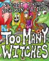 Too Many Witches - Scott Nicholson, Lee Davis