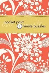 PUZZLES: Pocket Posh One-Minute Puzzles: 200 Puzzles You Can Solve in Three Minutes or Less - NOT A BOOK