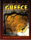 Gurp's Greece: The Age of Gods and Heroes - Jean Martin