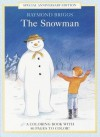 The Snowman Coloring Book - Maggie Downer
