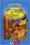 The Four Friends - Karen Yates