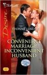 Convenient Marriage, Inconvenient Husband (Rogue Diamonds, #1) - Yvonne Lindsay