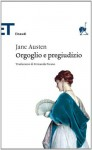 Orgoglio e pregiudizio - Jane Austen, Fernanda Pivano
