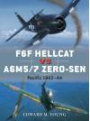 F6F Hellcat vs A6M Zero-sen (Duel 62) - Edward Young, Jim Laurier, Gareth Hector