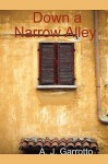 Down a Narrow Alley - Alfred J. Garrotto