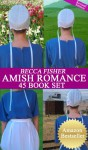 Amish Romance 45 Book Boxed Set - Becca Fisher