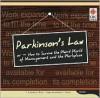 Parkinson's Law - Barry MacGregor, Patrick Watson, Albert Schultz