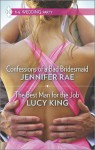 Confessions of a Bad Bridesmaid and The Best Man for the Job - Jennifer Rae, Lucy King