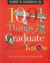 1001 Things Every Graduate Should Know: (How to Succeed in the Adult World) - Harry H. Harrison Jr.