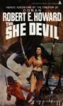The She Devil - Robert E. Howard