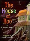 The House of Boo - J. Patrick Lewis, Katya Krenina