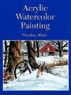 Acrylic Watercolor Painting - Wendon Blake