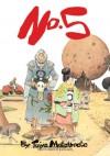 No. 5, Volume 1 - Taiyo Matsumoto