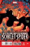 Scarlet Spider Vol 2 #14 - Christopher Yost, Max Fiumara