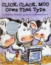 Click, Clack, Moocows That Type - Doreen Cronin, Betsy Lewin