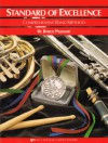 W21PR - Standard of Excellence Original Book 1 Drums & Mallet Percussion (Standard of Excellence - Comprehensive Band Method) - Bruce Pearson