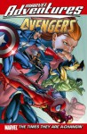 Marvel Adventures The Avengers - Volume 9: The Times They are A-Changin' (Marvel Adventures Avengers) - Paul Tobin, Matteo Lolli