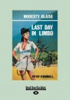 Last Day in Limbo: Modesty Blaise - Peter O'Donnell