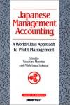Japanese Management Accounting - Yasuhiro Monden