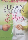 Delicious (Buchanans #1) - Susan Mallery, Therese Plummer