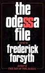The Odessa File (Library) - Frederick Forsyth, Frederick Davidson
