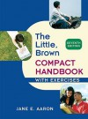 Mycomplab with Pearson Etext -- Standalone Access Card -- For the Little, Brown Compact Handbook with Exercises - Jane E. Aaron