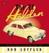 The FJ Holden: A Favourite Australian Car - Don Loffler
