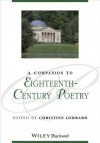 A Companion to Eighteenth-Century Poetry - Christine Gerrard